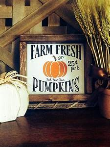 Fall, And, Thanksgiving, Signs, Farm, Fresh, Pumpkins, Apple, Image, 0