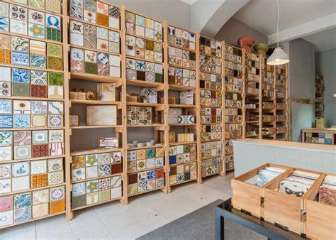 tile stores corti 231 o netos ceramic store lisbon portugal 187 retail design blog