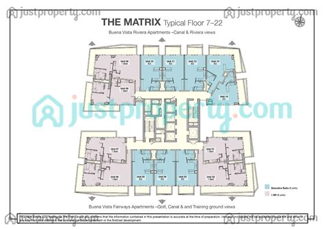 matrix floor plans justpropertycom