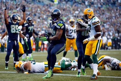 packers  seahawks complete nfc championship game