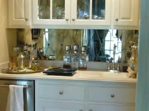 mirrored backsplash in kitchen feinmann finds mirror mirror