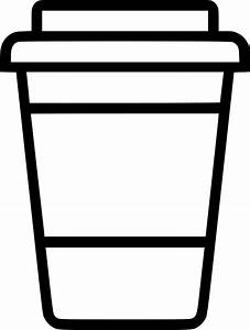 Coffee Cup To Go Svg Png Icon Free Download (#482157 ...