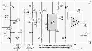 other circuits otros circuitos littlesoft electronics With sonic range finder schematic