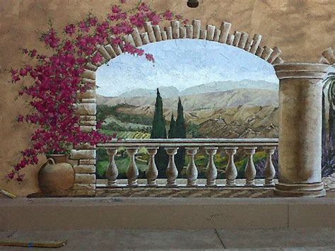 31 best images about murals on theresa craft paint and storybook cottage