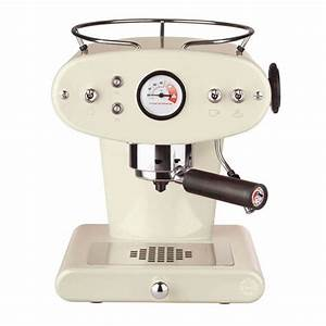 francis francis x1 trio professional almond With illy francis francis