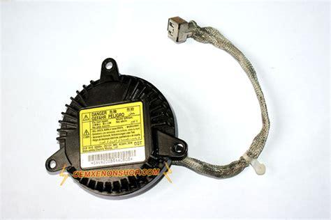 chevrolet chevy camaro original xenon headlight ballast