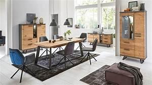 Möbel Industrial Style : frey wohnen cham m bel a z tische esstische woods trends esstisch im industrial style ~ Indierocktalk.com Haus und Dekorationen