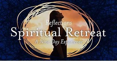 Retreat Spiritual Chaos Myss Personal Beyond Prayer
