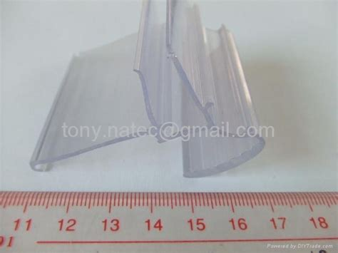 plastic profilespvc rail pvc price tag pvc price label