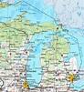 Michigan Tourist Attractions, Detroit, Dearborn, Maps ...