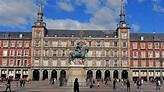 Plaza Mayor de Madrid - Madrid turistico España - YouTube