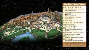 Go On A Virtual Tour Of Star Wars  Galaxy U0026 39 S Edge In