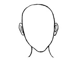 How to Draw Face Shape Drawing
