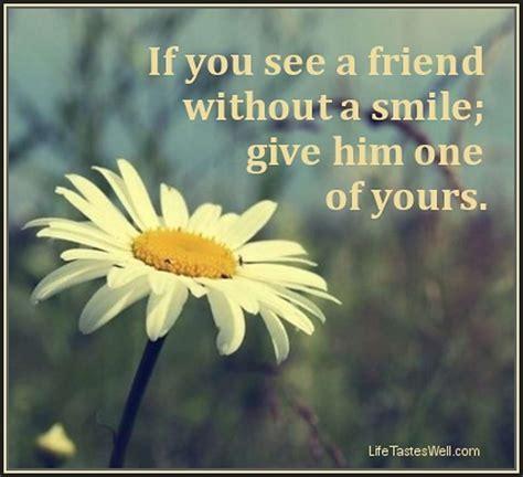 quotes  friends  smiles quotesgram