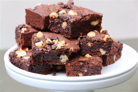 hervé cuisine dessert ma meilleure recette de brownies moelleux et faciles
