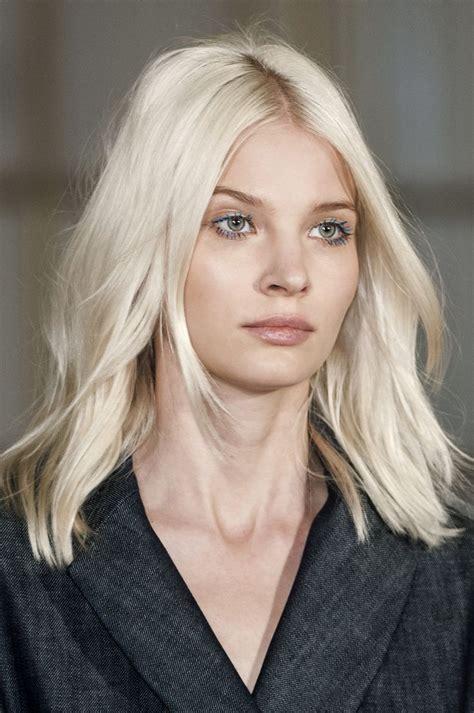 25 Best Ideas About Platinum Blonde Hair On Pinterest