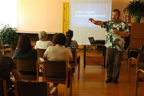 Pāvilostā aizvadīts informatīvs seminārs par kailgliemežu ...
