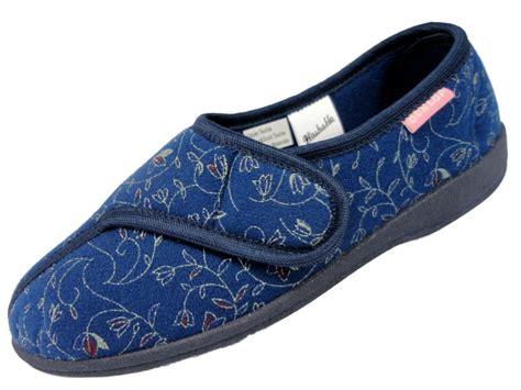 Damen Pantoffeln Womens Dunlop Waschbar Orthopädisch