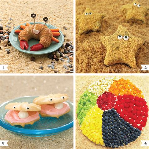 Beach Party Food Ideas Chickabug