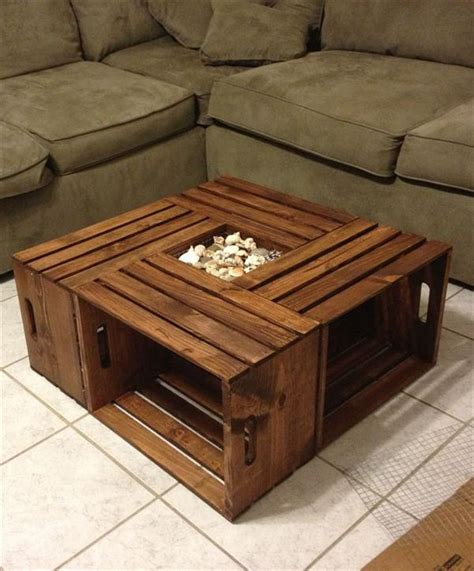 beautiful diy reclaimed coffee tables   recycle maniac