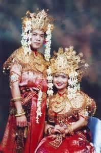 pakaian tradisional nusantara ii sumatera