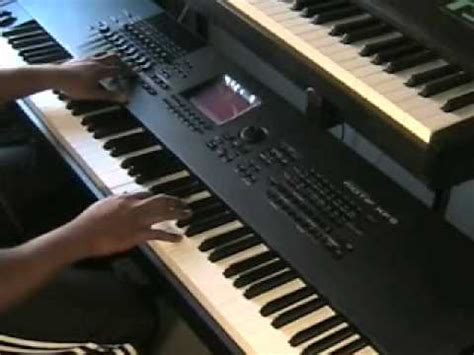 yamaha motif xf8 how to sequence a rock track on the yamaha motif xf8 keyboard