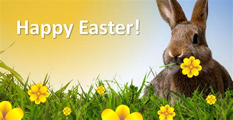 happy easter  powerpoint templates ready