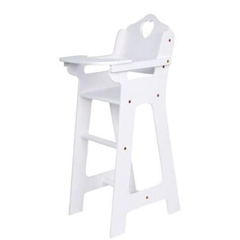 chaise haute poupée chaise haute pour poupée achat vente maison poupée