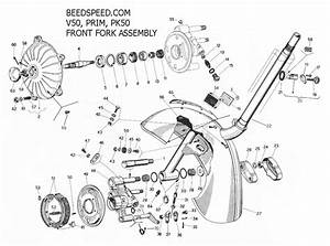 vespa part diagrams With wiring diagram vespa super 150