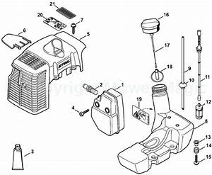 Stihl Ht101 Parts Diagram