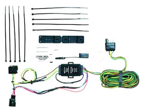 2005 jeep wrangler tow bar wiring