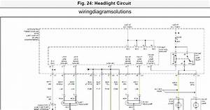 2002 Dodge Grand Caravan El System Wiring Diagrams