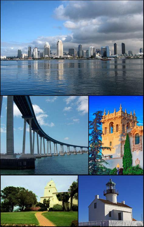 San Diego (California) - Wikipedia, la enciclopedia libre
