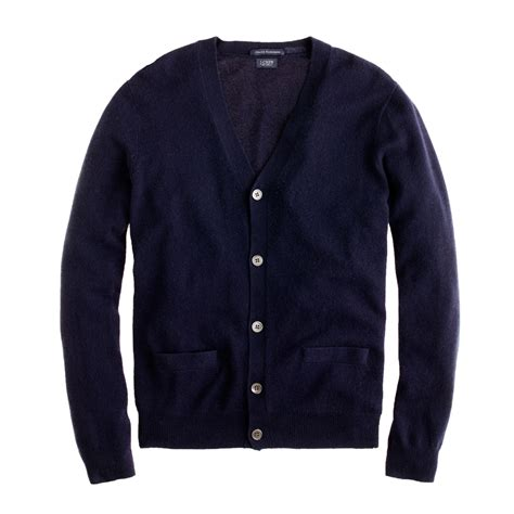 mens cardigan sweaters navy j crew cardigan sweater in blue for