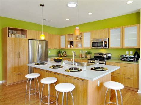 kitchen cabinets design images wandfarbe gr 252 n und ihre einsatzwerte designerinterpretationen 6006