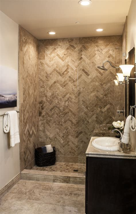 Travertine Bathroom Tiles by The Ultimate Travertine Tile Shower Thetileshop