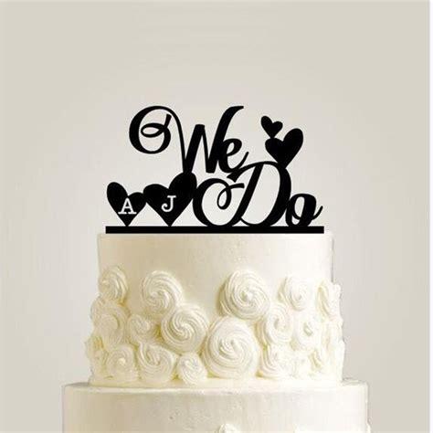 we do wedding cake topper personalized wedding cake