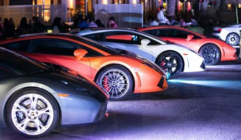 First Superior Automotive Cars & Coffee In Jeddah Saudi