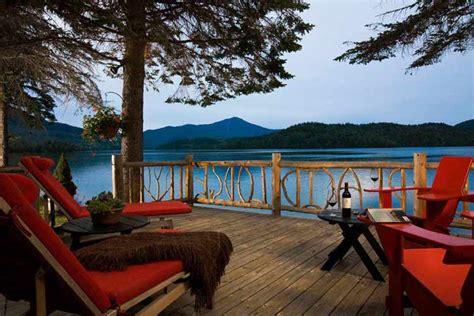 lake placid lodge  boutique hotel  lake placid
