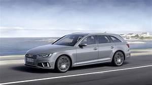Bilder  Audi A4 Avant  B9 8w  Facelift 2018   17