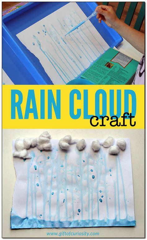 cloud craft gift of curiosity 389   Rain Cloud Craft Gift of Curiosity
