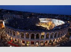 Calendar of performances Arena di Verona