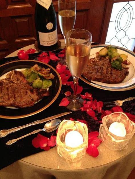 soiree romantique a la maison trouvez la meilleure id 233 e repas romantique archzine fr