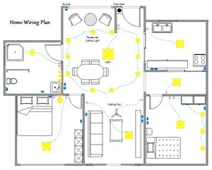 one bedroom home plans electrical and telecom plan floor plan solutions