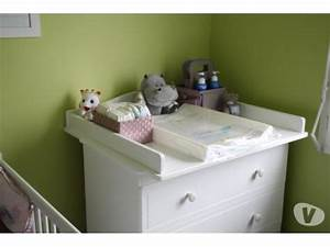 Chambre Enfant Blanc : chambre enfant sauthon clasf ~ Teatrodelosmanantiales.com Idées de Décoration