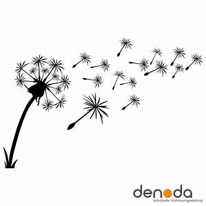 Wandtattoo Pusteblume Weiß : pusteblume wandtattoo ~ Frokenaadalensverden.com Haus und Dekorationen