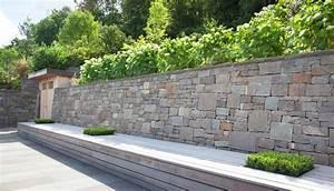 Bücher Zur Gartengestaltung : trockenmauern div beispiele ~ Lizthompson.info Haus und Dekorationen