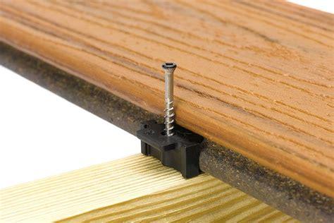 deck fasteners uk trex hideaway fastener arbordeck