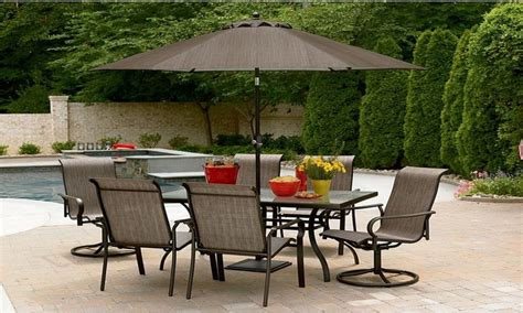 cool patio furniture ideas wood outdoor dining sets