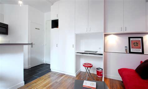 bureaux change optimisation studio 17 m2 buttes chaumont agence avous